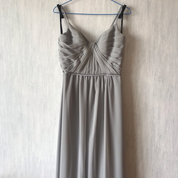 SORELLA VITA Dresses & Skirts - Sorella vita Gray Bridesmaid dress